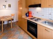 Apartment für 4 Personen mit Küche