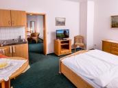 Apartment für 4 Personen mit 2 Schlafräumen