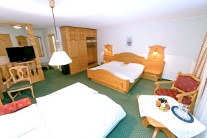 großes Familienzimmer im Harz