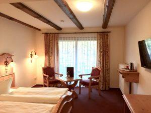 Zimmeransicht Doppelzimmer Superior