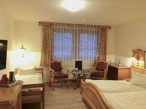 Dreibettzimmer im Harz