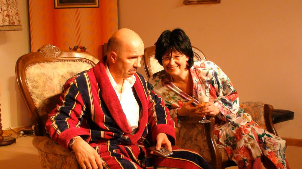 Ehe auf Abwegen - Komödie im Harzer Hof